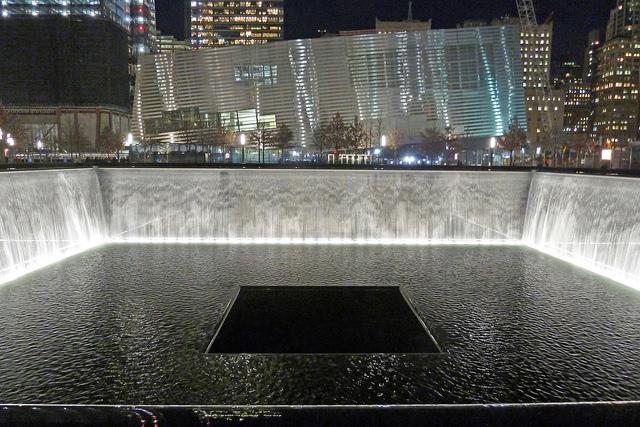 911 Memorial Night Tour